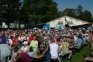 zünftig beim Mass -Viehscheid in Oberstdorf