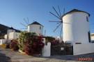 Windmühlen in Chora