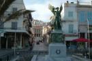 Ermoupoli -Statue der Siegesgöttin Nike