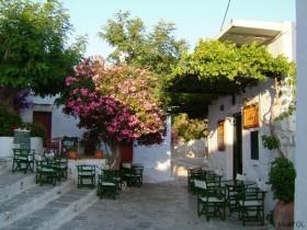 Amorgos, Würfelhäuser