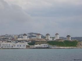 Altstadthafen Mykonos