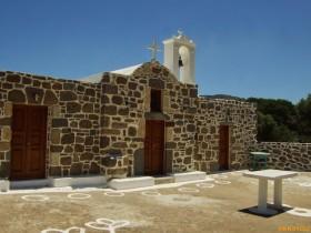 Nisyros -Kloster Evangelistrias