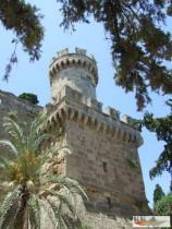 Rhodos -Großmeisterpalast