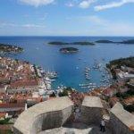 Segeltörn zwischen Trogir und Hvar