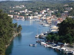 Paxos -Hafen Gaios