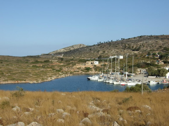 Törn Nördliche Dodekanes: Porto Augusta -Arki