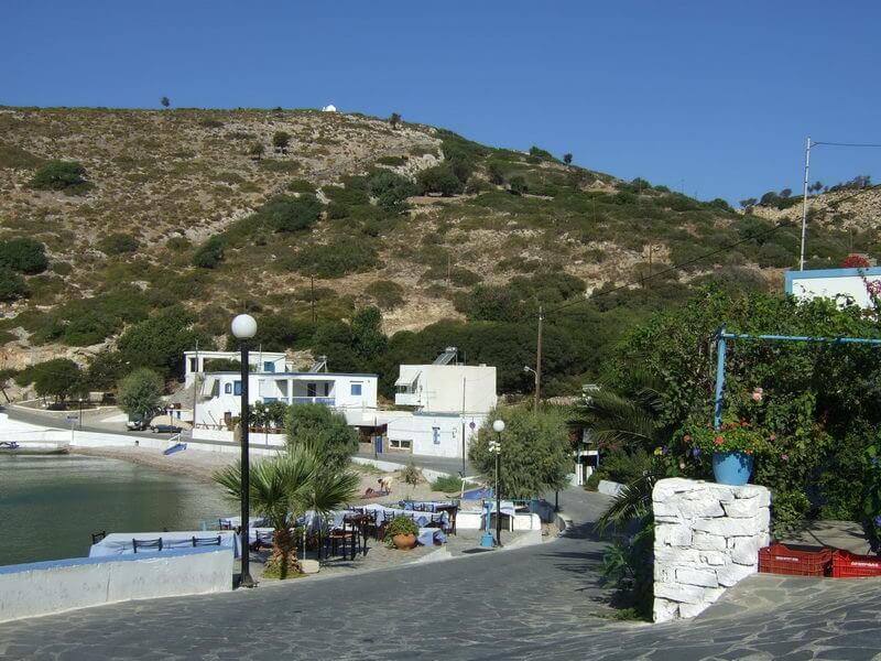 Ormos Agiou Georgiou auf Agathonisi