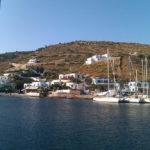 Agathonisi -Hafenort Agios Georgios