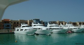 Neubau Hafenanlage Port Ghalib