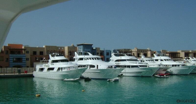Neubau Hafenanlage Port Ghalip