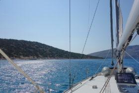 Alimnia -Bucht Ormos Amelias