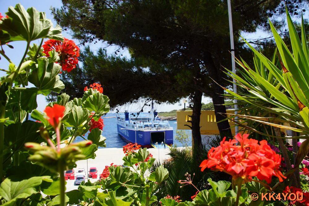 Hafen Patitiri