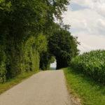 Radtour Ammersee -Radweg bei Ellwang