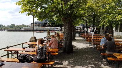 Restaurant - Biergarten Seehaus Schreyegg