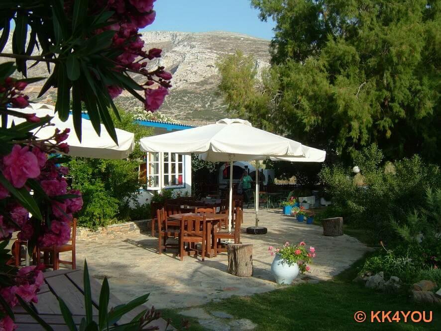 Aegiali -Taverne Lakki
