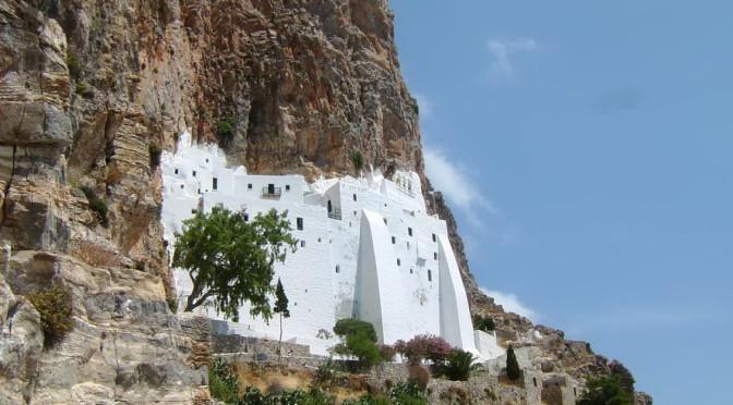 Amorgos Kloster Chozoviotissa