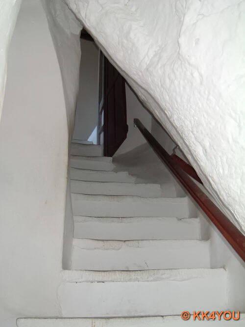 Amorgos -Im Kloster Chozoviotissa