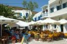 Amorgos Hafenpromenade Katapola