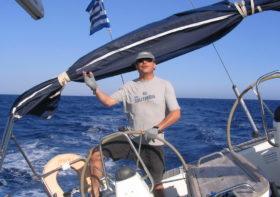 Wind, Sonne und immer eine Handbreit Wasser unter dem Kiel wünscht KK