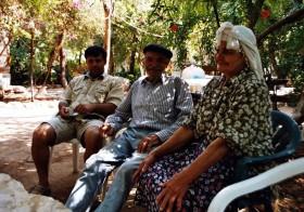 Ciftlik Koyu -Gruppenbild Familie von Mehmet