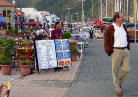 Marmaris Strandpromenade