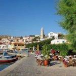 Chalki (Halki) -Insel des Friedens im Dodekanes