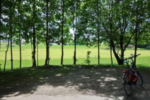 Zacking -Aussichtspunkt Baum zu Baum