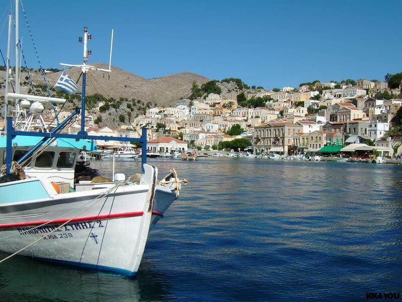Hafen Symi