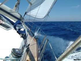 Törn zwischen Rhodos und Kos: Überfahrt von Nisyros nach Kos