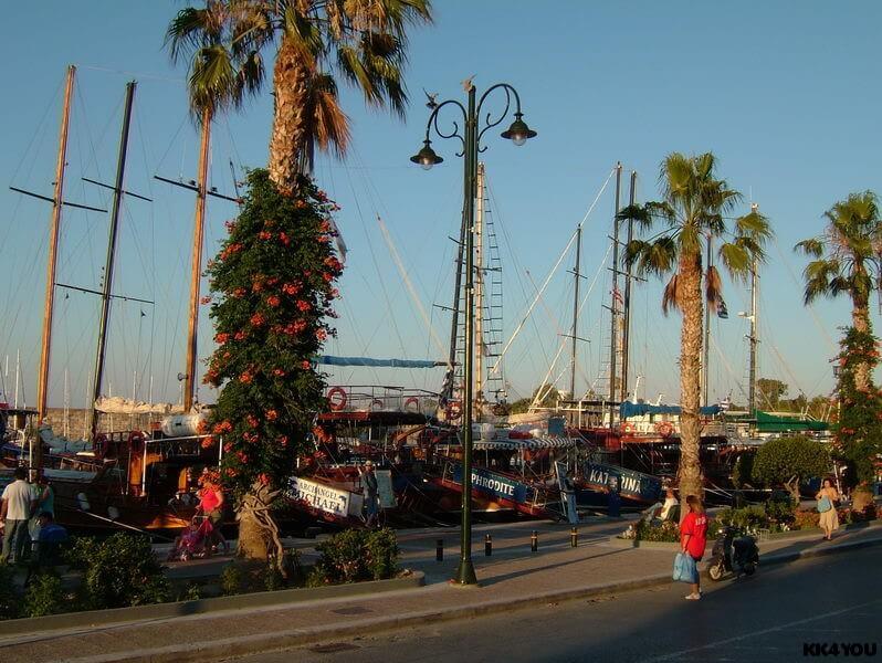 Altstadthafen Kos