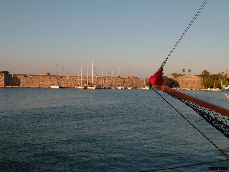 Hafen Kos