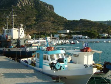 Kos -Hafen Ormos Kamari