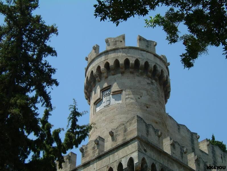 Rhodos Festungsanlage