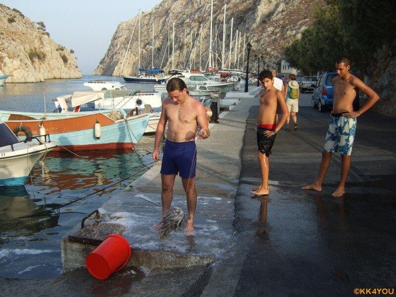 Kalymnos -Ormos Vathy