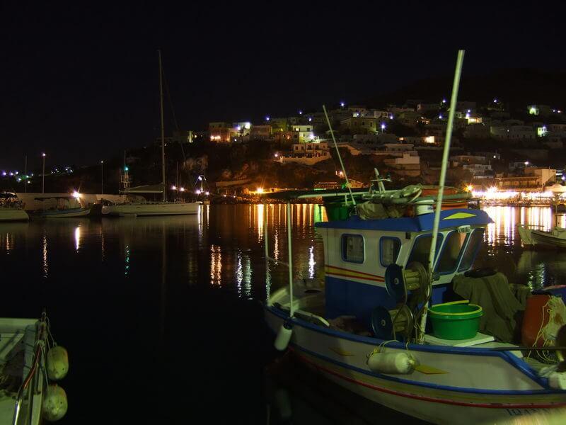 Törn Nördliche Dodekanes -Leros -O. Panteli