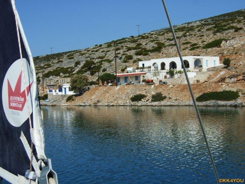 Revierfahrt Porto Vathy auf Astypalaia