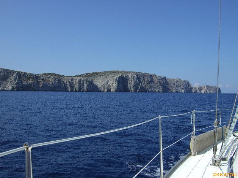 Küste von Astypalaia