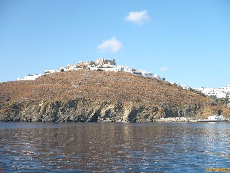 Ormos Skala auf Astypalaia