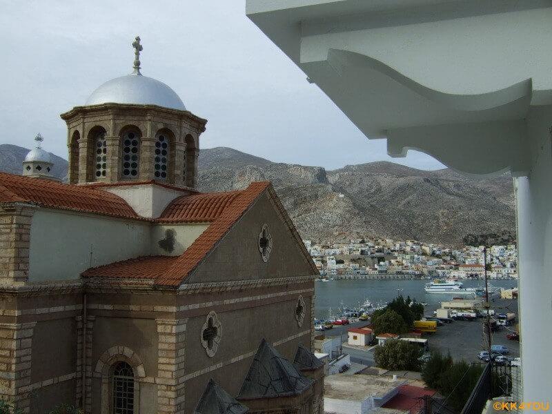 Hafen Kephalos auf Kalymnos