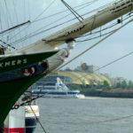 Hafenrundfahrt Rickmer Rickmers