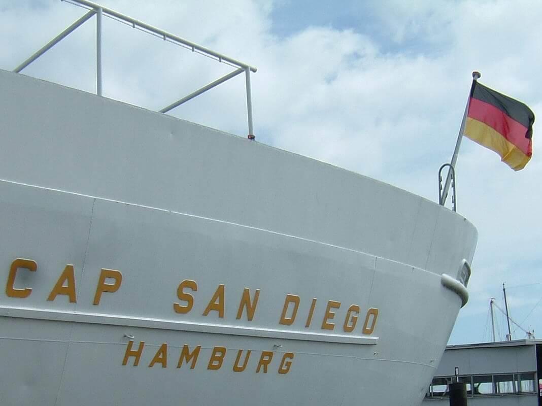 Hafenrundfahrt Cap San Diego
