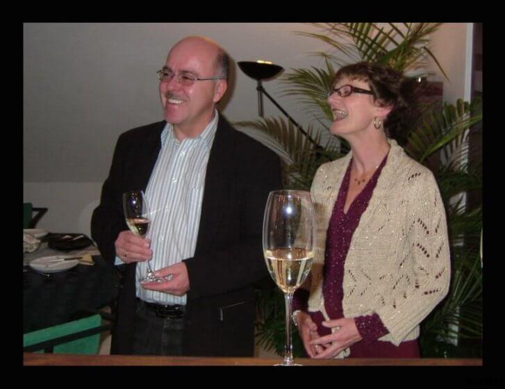 Claus und Iris H.
