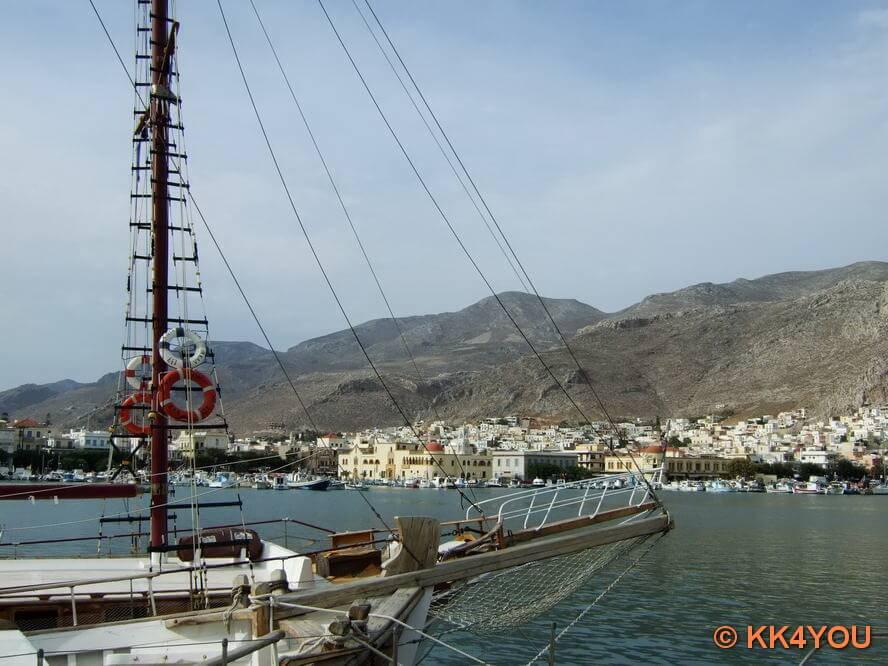 Hafen Pothia