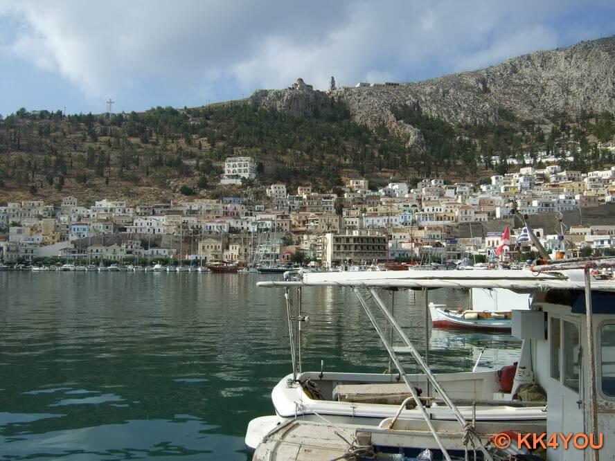 Hafen Kalymnos / Pothia
