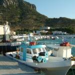 Hafen Ormos Kamari