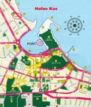 Karte -Altstadthafen