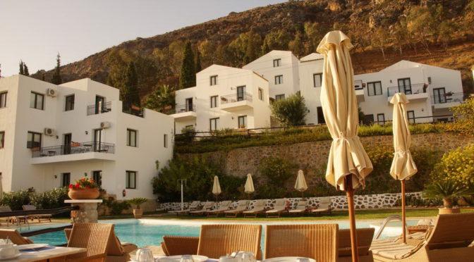 Hotelanlage Creta Blue Boutique Hotel