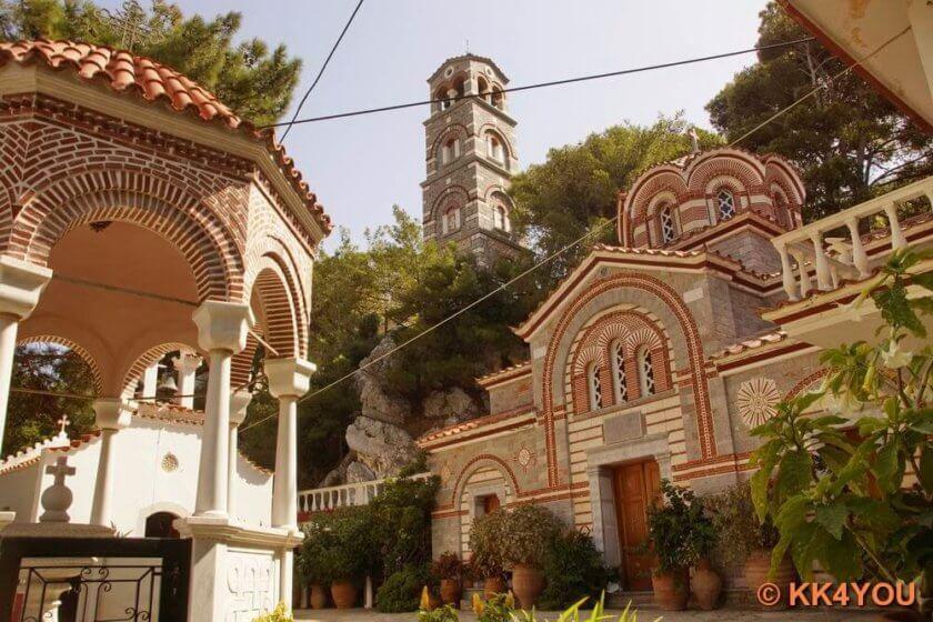 Klosterkirche Selinari