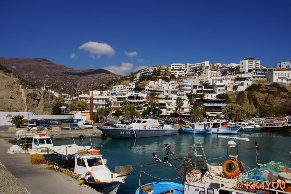 Kreta -Agia Galini