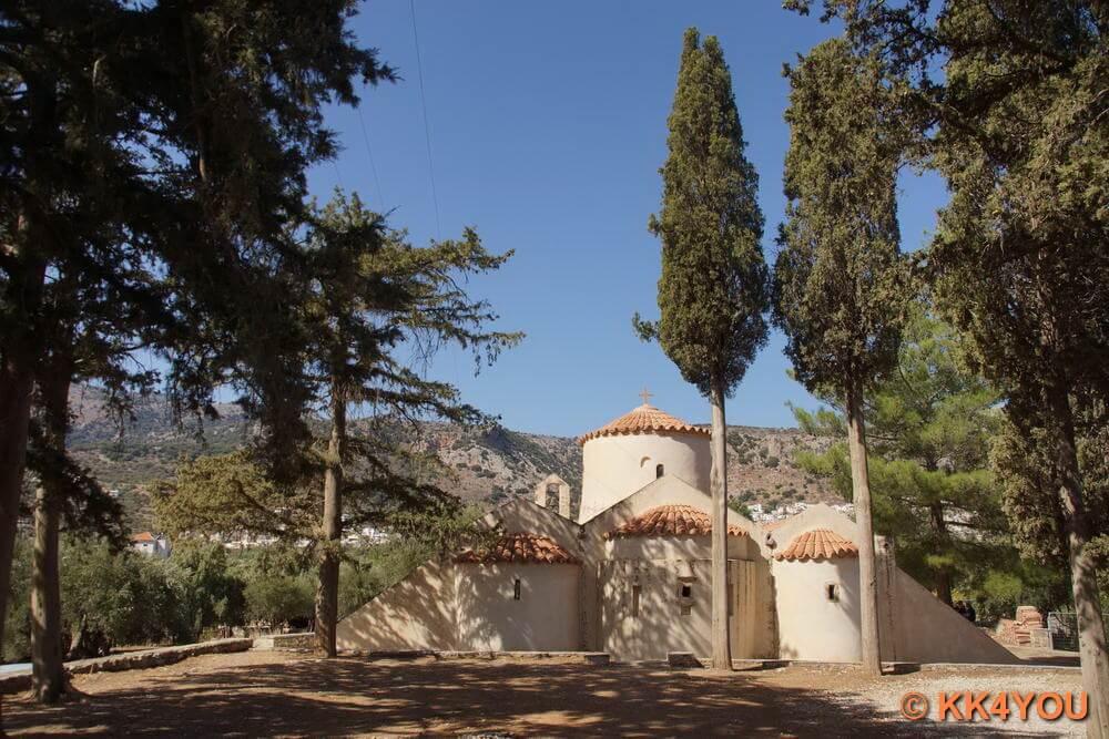 Panagia Kera auf Kreta